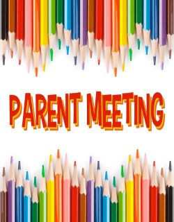 Family School-Wide Plan & Data Meeting